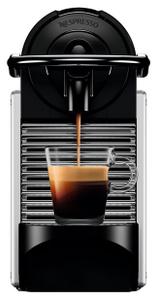 Кофемашина Delonghi Pixie EN124 серый