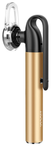 Bluetooth-гарнитура Hoco E21 золотой