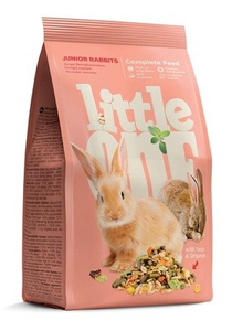 LITTLE ONE / Корм для молодых кроликов 400г ( 10 шт. в уп.)