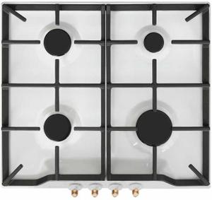 Газовая варочная панель GEFEST ПВГ 1212 К82 белый