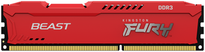 Оперативная память Kingston FURY Beast [KF316C10BR/4] 4 Гб DDR3