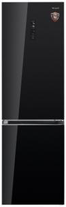 Холодильник Weissgauff WRK 2000 BGNF DC Inverter черный