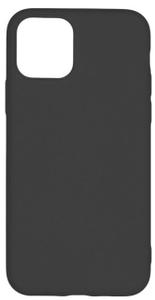 "Клип-кейс Alwio для iPhone 12/12 Pro (6.1""), soft touch, чёрный (ASTI12BK)"