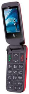 Сотовый телефон F+ Ezzy Trendy 1 Red