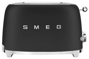 Тостер SMEG TSF01BLMEU черный