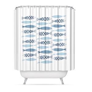 Штора для ванной комнаты Mediterran D'Casa