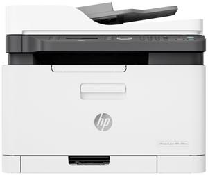 МФУ лазерный HP Color Laser MFP 179fnw [4ZB97A]