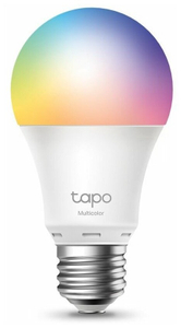 TP-Link Tapo L530E WiFi Bulb, A60 size, E27, 9.5W, 2000k-6500k tunable white, 800 lumens
