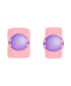Комплект защиты Bunny Pink