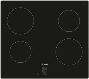 Индукционная варочная поверхность Bosch PUG61RAA5E черный