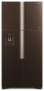 Холодильник Hitachi R-W 662 PU7X GBW коричневый