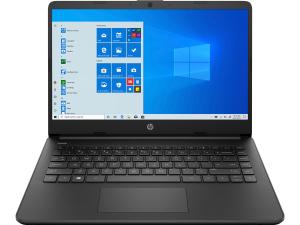 Ноутбук HP 14s-dq3004ur (3E7L8EA) черный