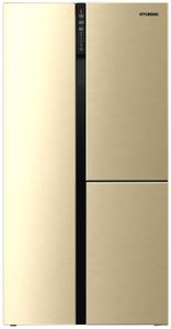 Холодильник Hyundai CS6073FV бежевый