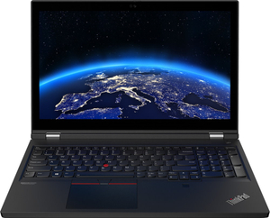 Ноутбук игровой Lenovo ThinkPad T15g G1 (20UR002TRT) черный