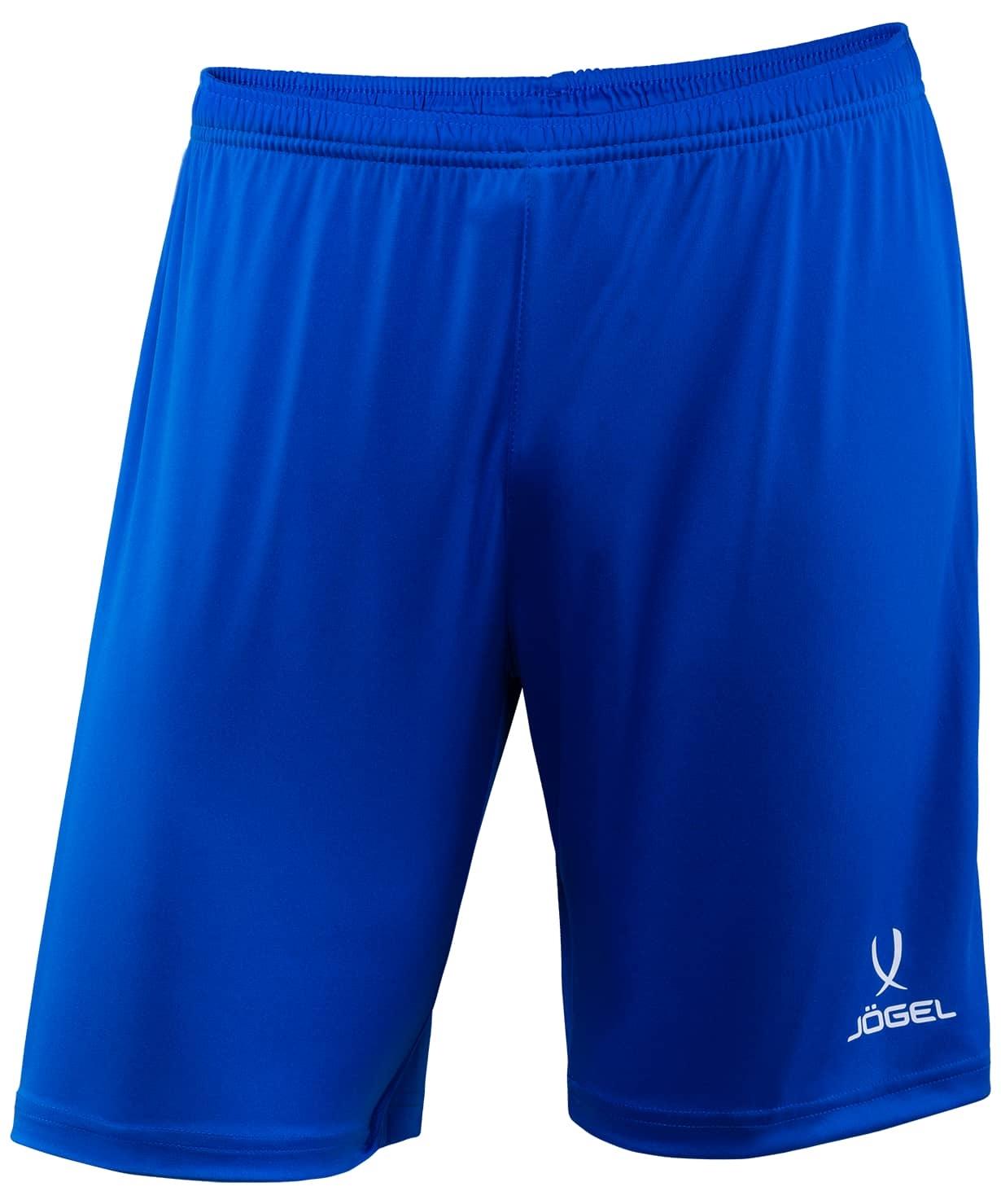 Шорты футбольные CAMP JFS-1120-071-K, синий/белый, детские
