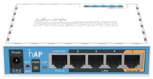 Wi-Fi роутер MikroTik RB951Ui-2nD