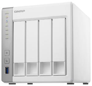 Сетевое хранилище QNAP NAS Server [D4]