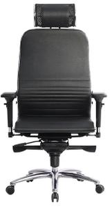 Кресло офисное Метта Samurai K-3.04 черный