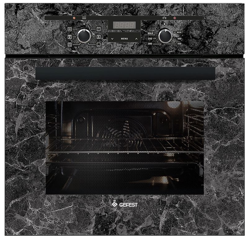 Духовой шкаф GEFEST ЭДВ ДА 622-02 К53 черный