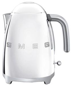 Чайник электрический SMEG KLF03SSEU серебристый