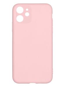 Клип-кейс Alwio для iPhone 11, soft touch, светло-розовый (ASTI11PK)