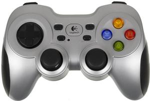 Геймпад беспроводной Logitech Gamepad F710