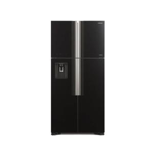 Холодильник Hitachi R-W 662 PU7 GBK черный