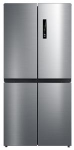 Холодильник Korting KNFM 81787 X серебристый