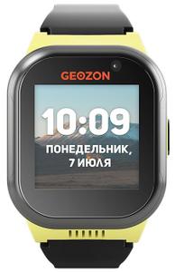 Детские умные часы Geozon LTE G-W01RBLK