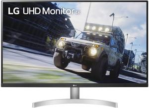 """Монитор LG [32UN500-W] 31,5"""" белый"""