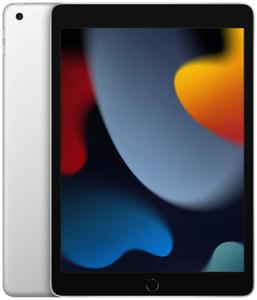 "Планшет Apple iPad Wi-Fi (2021) 10,2"" 64 Гб серебристый"