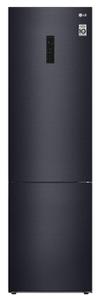 Холодильник LG GA-B509CBTL черный