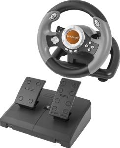 Руль проводной Defender Challenge Mini