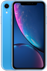 Смартфон Apple iPhone XR MH7R3RU/A NEW 128 Гб синий
