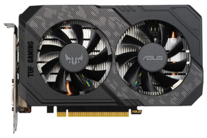 Видеокарта Asus GeForce GTX 1660 Super (TUF-GTX1660S-O6G-GAMING) 6 Гб