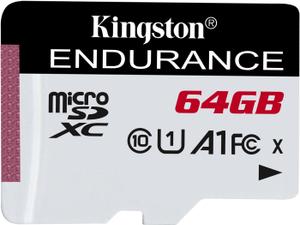 Карта памяти Kingston SDCE/64GB 64 Гб