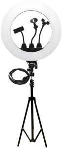 LED Лампа ZB-R18l, 45cm + штатив