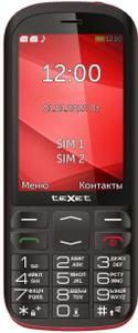 Сотовый телефон teXet TM-B409 черный