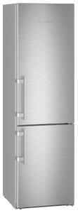Холодильник Liebherr CNef 4845 серебристый
