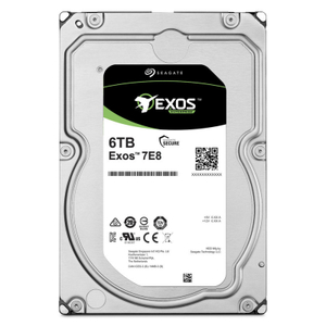 Жесткий диск Seagate [ST6000NM029A] Exos 6 ТБ
