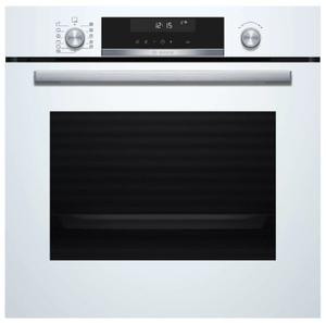 Духовой шкаф Bosch HBG538EW6R белый