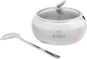 Сахарница TalleR 1125 серебристый