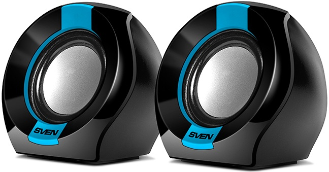 Колонки Sven 150 черный
