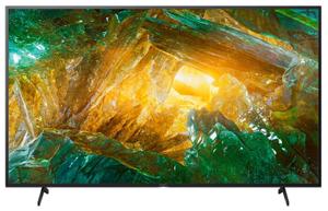 """Телевизор Sony KD75XH8096BR2 75"""" (191 см) черный"""