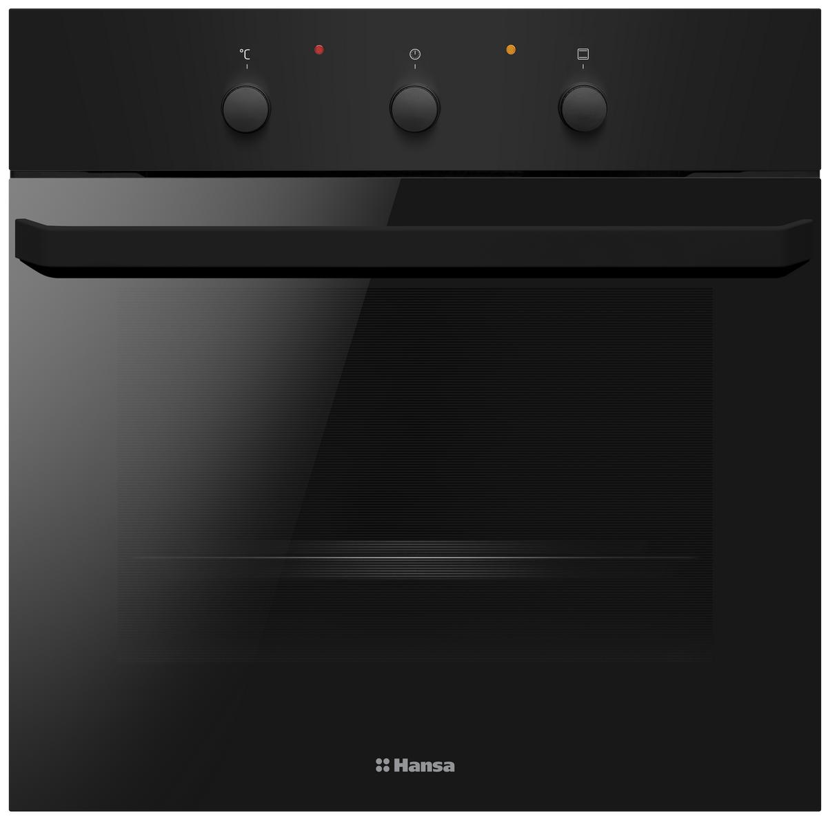 Духовой шкаф Hansa BOES681621 черный