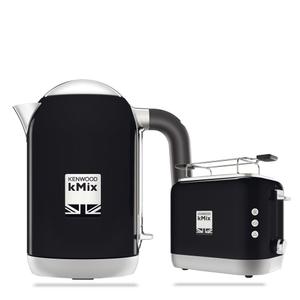Чайник электрический Kenwood ZJX740BK +KenWood TCX751BK тостер черный