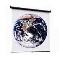 Экран настенный ScreenMedia SPM-1101 Economy-P 150x150 см Matte White 1:1