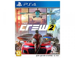 Игра на PS4 The Crew 2 [PS4, русская версия]