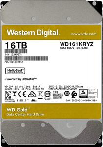 Жесткий диск Western Digital [WD161KRYZ] Gold 16 Тб