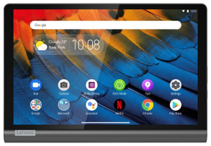 "Планшет Lenovo Yoga Tablet YT-X705X 10,1"" 64 Гб серый"